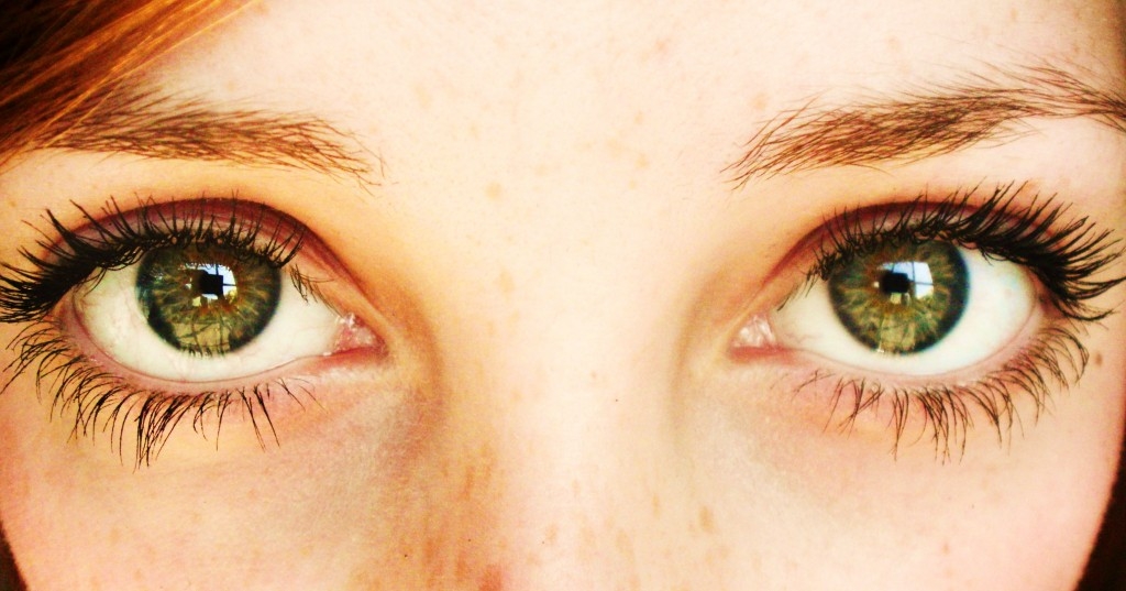 Coloured Contact lens- Green