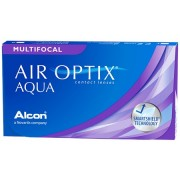 Air Optix Aqua Multifocal Lens