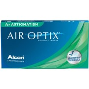 Air Optix for Astigmatism Lens (Free 1 pair for every 2 box purchased + Eyetina Rebate from RM10 for puchase of Toric Contact Lens of over RM180 and onwards)