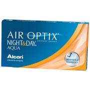 Air Optix Night & Day Aqua Lens