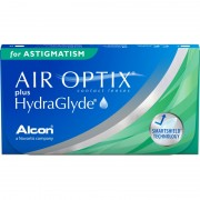 Air Optix Hydraglyde for Astigmatism Lens (Free 1 pair for every 2 box purchased + Eyetina Rebate from RM10 for puchase of Toric Contact Lens of over RM180 and onwards)