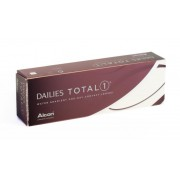 Alcon Dailies Total 1 (Complementary 5 piece for Each Box Ordered!!) (2 Box @ RM118 per box) (4 Box @ RM113 per box)