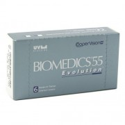 Coopervision Biomedic 55 Evolution Lens