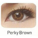 Perky Brown