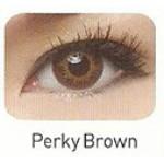 Perky Brown