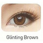 Glinting Brown