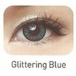 Glittering Blue