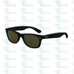 New Wayfarer - Black - Crystal Green | Col622