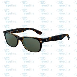 New Wayfarer - Black - Crystal Green | Col902