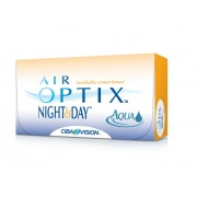 Air Optix Night & Day Aqua Lens