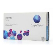 Coopervision Biofinity Toric Lens