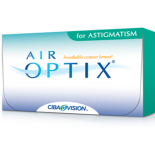 Air Optix for Astigmatism Lens ( June Promotion! Up to 10% discount )
