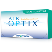 Air Optix for Astigmatism Lens (Buy 4 Box at RM82 per box / Buy 8 Box at RM81 per box)