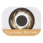 Cyclone Brown